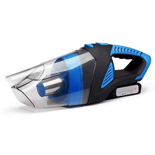 RongDuosi Kabelloser Kfz-Staubsauger, tragbar, trocken und nass 2 mit leistungsstarken Handstaubsaugern für den Haushalt, ABS-Material, 120 W Autostaubsauger Handheld (Style : Wireless)