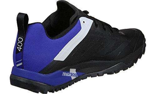 adidas Herren Terrex Trail Cross SL Traillaufschuhe, Schwarz (Cblack/Carbon/Blubea Cblack/Carbon/Blubea), 41 1/3 EU