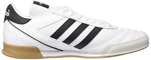 adidas Kaiser Goal, Chaussures de Football Homme Blanc (Ftwr White/Black)