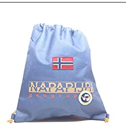 Gym backpack | Napapijri North Cape | 5ANN3R22-Glacier