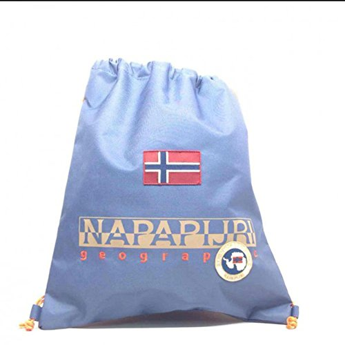 Gym backpack | Napapijri North Cape | 5ANN3R22-Glacier