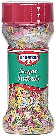 Dr. Oetker Coloured Sugar Strands 55 grams Jar