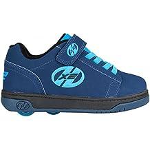 Heelys zapatos - marina Dual Up chicos/Nuevo azul Talla:UK 1 / EU 33