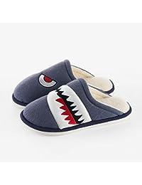 LOMYEN Pantofole Di Cotone Pantofole Femminili Di Fondo Spesso Home Pantofole Di Cotone,40/41