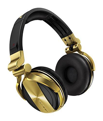Kopfhörer Pioneer hdj-1500-n DJ Gold/Schwarz (Gold/Black) (Kopfhörer Pioneer Dj)