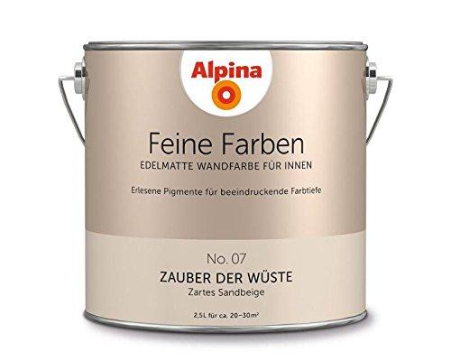 Alpina Feine Farben Zauber der Wüste 2,5 LT - 898593