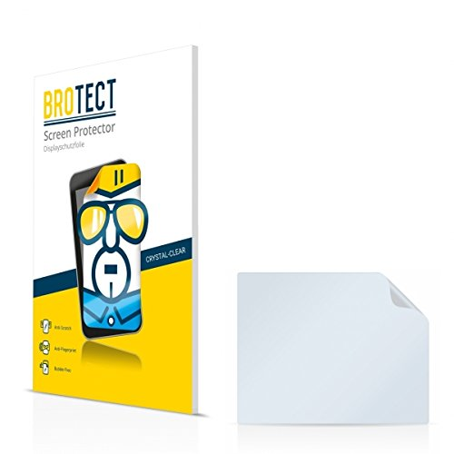 BROTECT HD Clear Screen Protector for HKC H782B (crystal-clear, very scratch-resistant, anti-fingerprint coating)