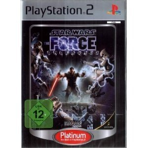Star Wars: The Force Unleashed (Platinum) [SONY PlayStation 2 / Deutschland]