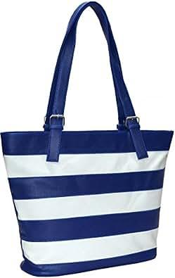Clementine Women's Blue Handbag