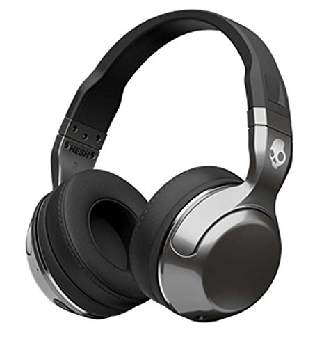 Hesh 2 Wireless Over Ear, Argento/Nero/Cromato