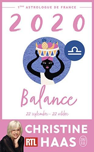 Balance : Du 22 septembre au 22 octobre