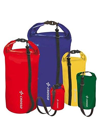 CROSSO CO1021 10L Transportbeutel wasserbeständig Fahrradtasche Gepäcktasche olivgrün
