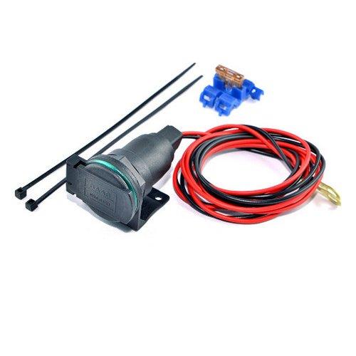 ZA02 PRESA SUPPLEMENTARE 12V 12 V TGB MOTO SCOOTER AUTO