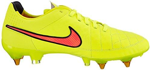Nike Tiempo Legend V SG-PRO Unisex-Erwachsene Fußballschuhe Gelb (Volt/Volt-Hyper Punch-Black 770)