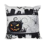 SEWORLD Happy Halloween Kissenbezug Sofa Taille Wurf Kissenbezug Home Decor H