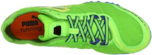 Puma TFX Distance v4 186511 Unisex-Erwachsene Leichtathletikschuhe Grün (jasmine green-monaco blue 01)