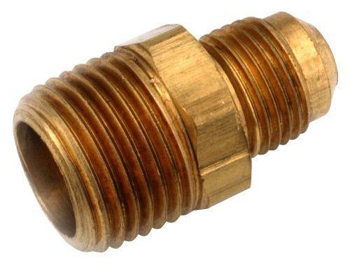 Anderson Metalle 754048–08061/2von 3/8FLARE Adapter von Anderson Metals (0806 Flare)