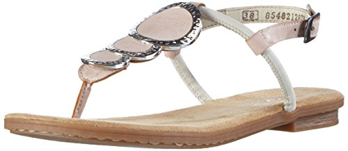 Rieker 64293 Women Flip Flop, Tongs femme Rose (rose/ice / 31)