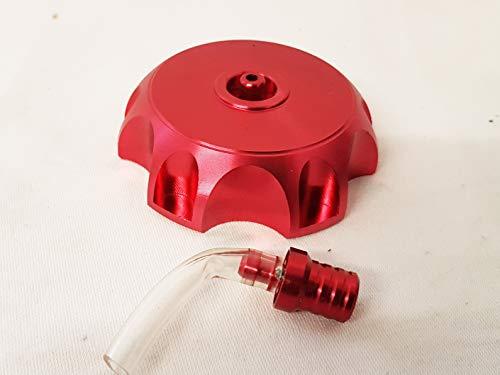 Cikuso 10pcs Cosse Prolongateur Electrique BOUT a BOUT Soudure Auto Moto Thermoretractable rouge 3mm