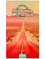 Bubel Toalla California Dream Large