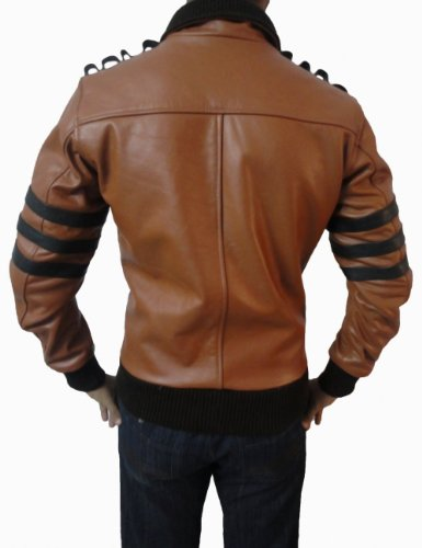 Wolverine Killer cowhide leather jacket (Outfits Wolverine)