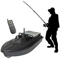 Jian Ya Na Buscador de Pescado Boat10A 300M 2AL Control Remoto Inalámbrico Bait Barco Pesca Tackle Fish Finder
