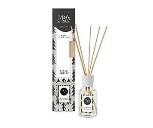 NOVITA IN ANTEPRIMA! MARTA LA FARFALLA HOME BLACK FOREST 1PZ Profumatore / Deodorante per ambienti, diffusore a bastoncini. Made in Italy
