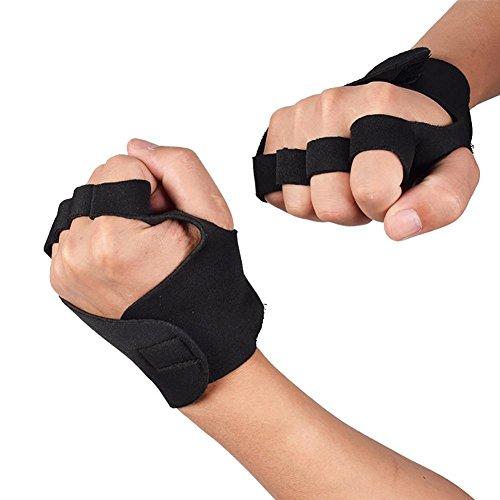 Sporthandschuhe Fitness Handschuhe Trainingshandschuhe Atmungsaktiv Verschleißfest Workouts, WODs, Kraftsport & Fitness, Herren & Damen –Mehr Grip, weniger Hornhaut im Fitnessstudio