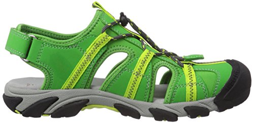 Superfit  OCTOPUSS, Sandales pour Vert - Grün (FANGO 30)
