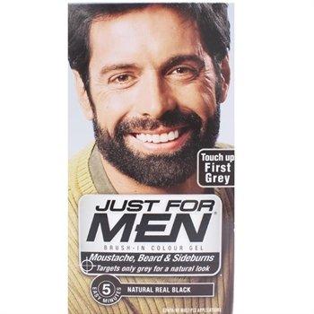 Tinte barba, bigote patillas Just For Men Real Black