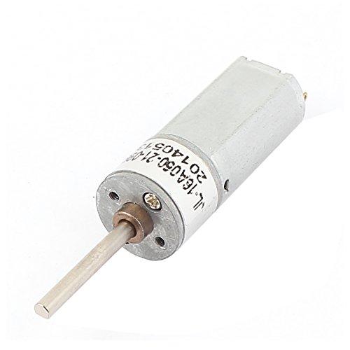 sourcingmap® DC 9V 600 rpm Juguetes Electrónicos Reducción de engranaje del coche...