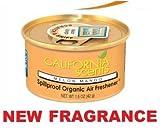 Ambientador de coche California Scents de ShopganzaNET, aroma a melón y mango (BZM)