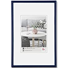 walther design KL015H Galeria picture frame, 4 x 6 inch (10 x 15 cm), blue