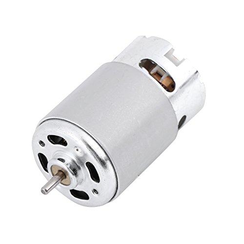 Micro motore RS-550, vari trapani elettrici a batteria DC 12-24V 22000 rpm Micro Motor Drives Accesso
