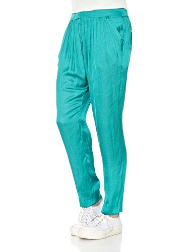 mango-pantalon-femme-vert-medium