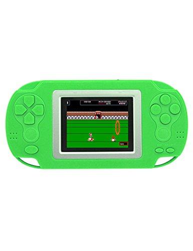 Handheld-spiel Mario Bros Super (CZT 6,1cm Retro 8Bit Game-Player tragbar Spiel Konsole integrierte 218Spiele Video Spiel Konsole für Kinder Geschenk)