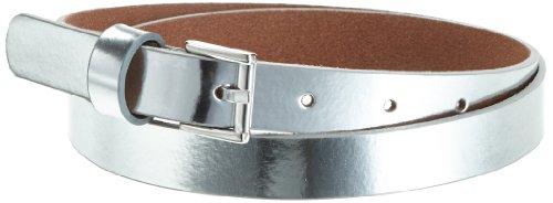 Biotin MGM - Cinturón para mujer, talla 75 cm, color plateado (silber hell)