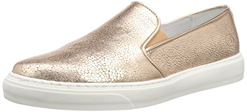 Bronx  BmecX, Sneakers Basses femme Multicolore - Multicolor (Rosegold 111)