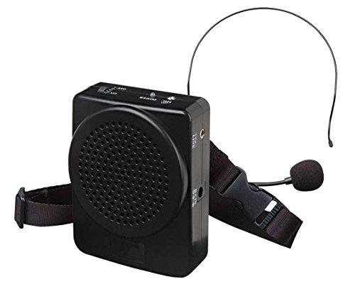 Bm 536b altoparlante portatile amplificatore voce per animatori, guide turistiche, lezioni scolastiche, ecc.