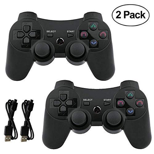 Mando PS3 inalámbrico Bluetooth Gamepad Doble vibración