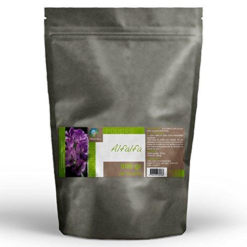 Alfalfa en poudre 500 gr