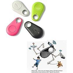 Mini-Tracker, GPS, Bluetooth, für Schlüssel Parkplatz Auto Hunde Katze