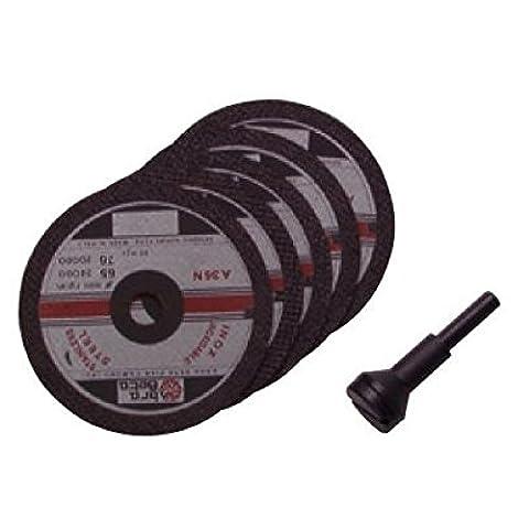 Disque Meuleuse 75 Mm - 5 disques meuleuse angle et droite diametre