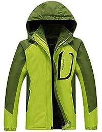Amazon.es: chaqueta amarilla - Hzjundasi / Ropa ...