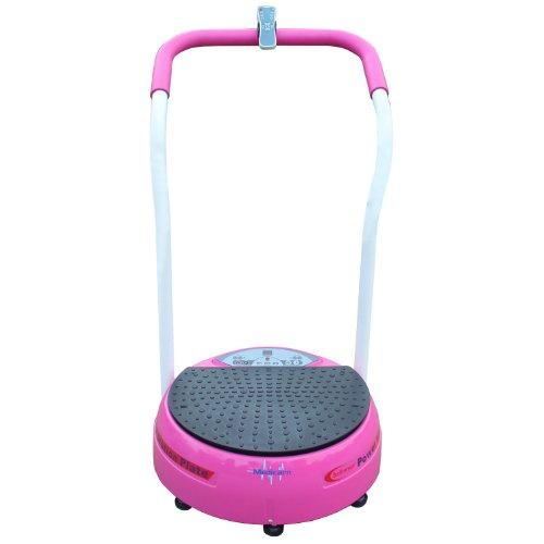 Bslimmer ® Colours PLUS Unisex Adult Vibration Plate Low Noise High Grade...