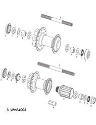 Sram - Repuesto Nucleo Buje Mth-406 9/10V