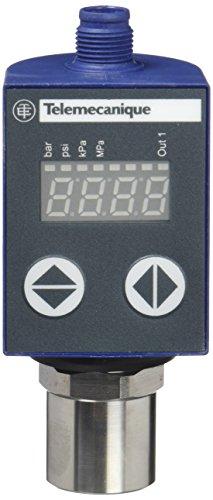 """Schneider XMLR2D5G1P26 XMLR Durcksensor 2,5 bar, 1/4"""" 18 NPT, 24 VDC, 4.20 mA, PNP, M12"""