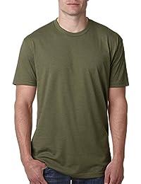 Romano Men's Basic Cotton Round Neck Half Sleeve Solid T-shirts