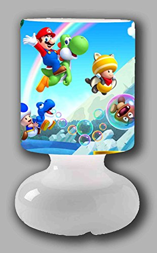 Table lamp Super Mario Bros 5 (Mario Super Dekorationen Bros)