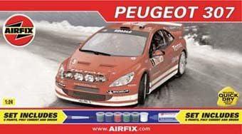 Surprises du carnaval du nouvel an an an  Peugeot 307 WRC | La Réputation D'abord  37c417